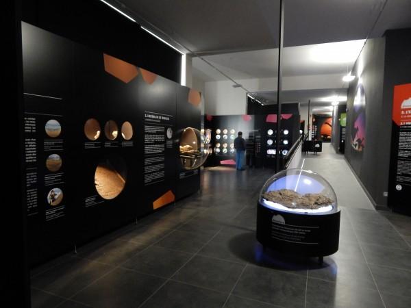 El museu de la Dinosfera. Imatge de Núria Tomás