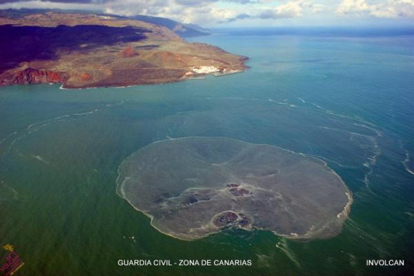 La Restinga a l'illa de El Hierro / Involcan Canaries