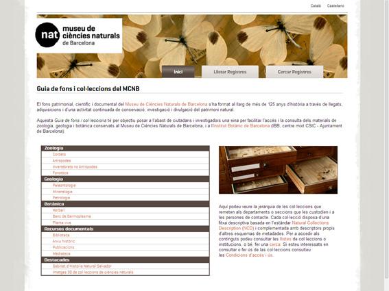 imatge web de la nova guia