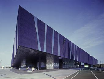 Museu Blau. Edifici Fòrum © Herzog & de Meuron